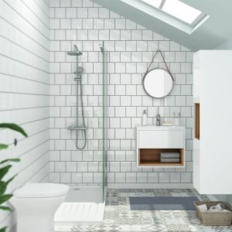 Astonishing bathroom tile ideas lowes #bathroomtileideas #showertile #bathroomtilefloor