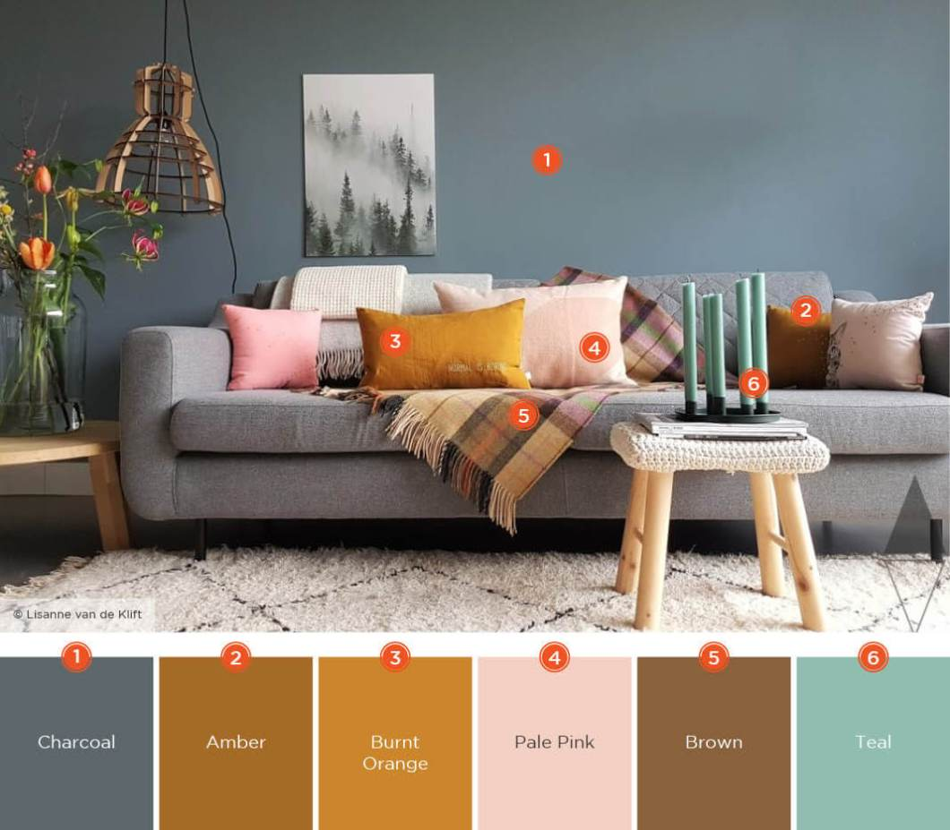 57 Living Room Color Schemes To Make