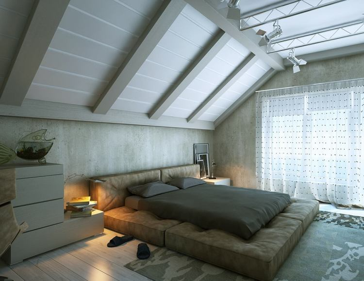 Astonishing loft room ideas #atticbedroomideas #atticroomideas #loftbedroomideas