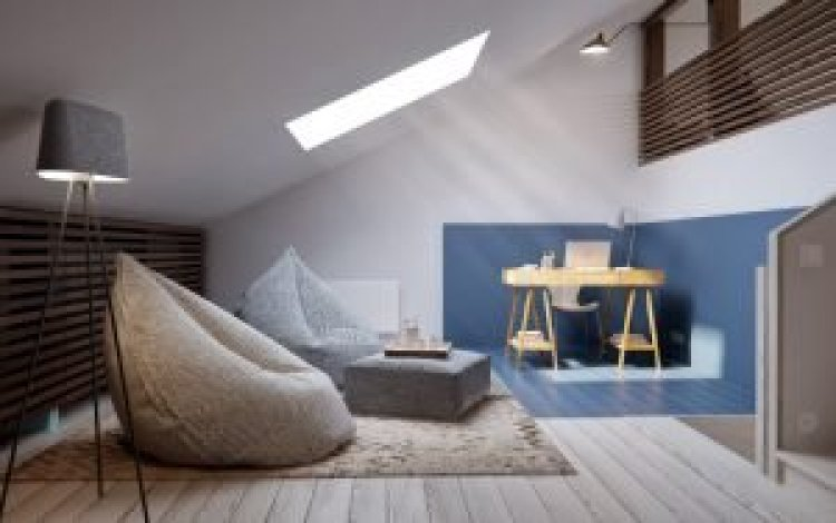 Wonderful loft bed ideas for small rooms #atticbedroomideas #atticroomideas #loftbedroomideas