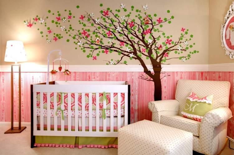 Miraculous baby girl's room ideas nursery #babygirlroomideas #babygirlnurseryideas #babygirlroom