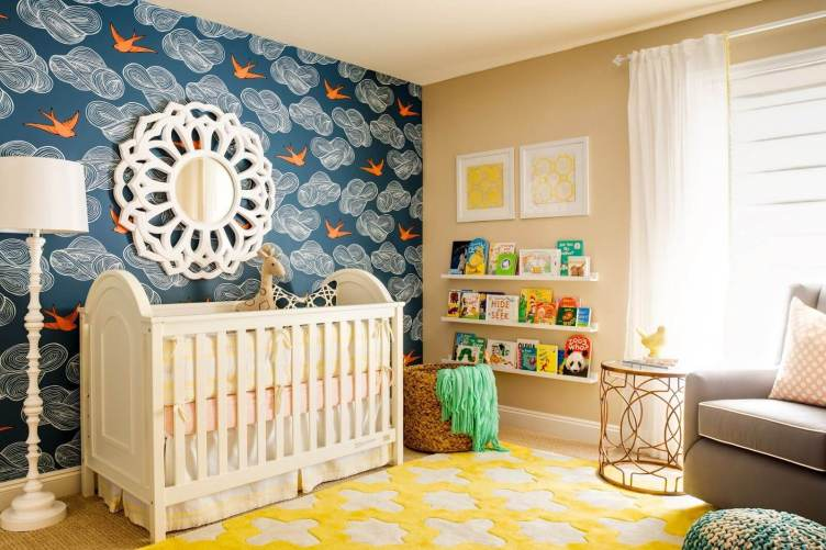 Incredible accent wall ideas for home office #accentwallideas #wallpaperideas #wallpaintcolor