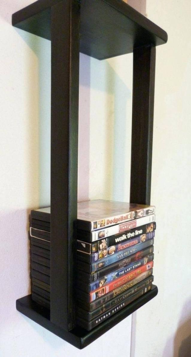 Perfect ikea storage boxes #dvdstorageideas #cddvdstorage #dvdrack