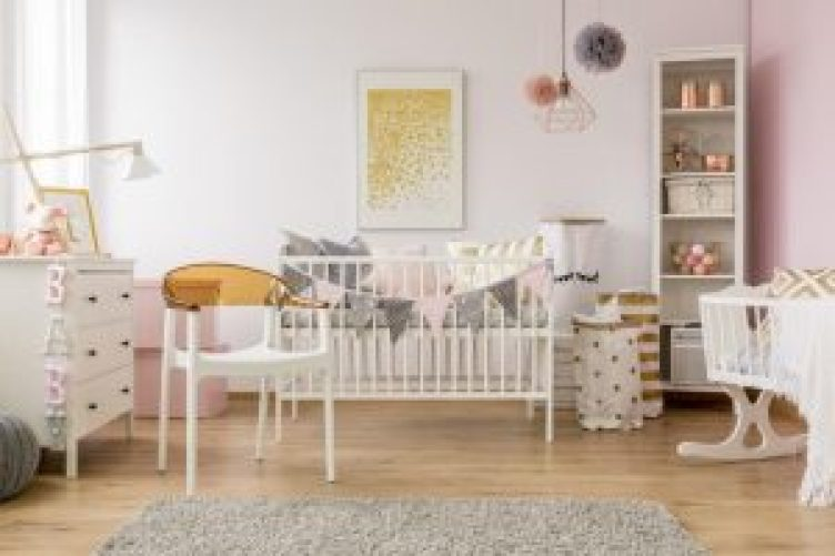 Life-changing girl baby room ideas by color #babygirlroomideas #babygirlnurseryideas #babygirlroom