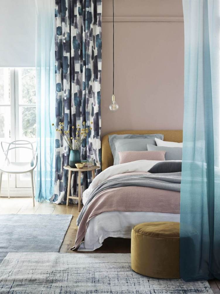 Life-changing bedroom curtain fabric ideas #bedroomcurtainideas #bedroomcurtaindrapes #windowtreatment