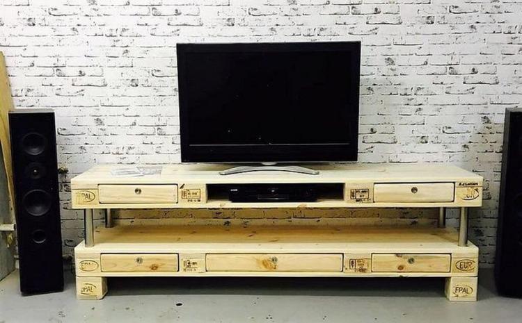 Extraordinary diy tv stand mount #DIYTVStand #TVStandIdeas #WoodenTVStand