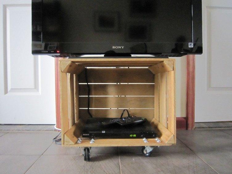 Staggering simple diy tv stand plans #DIYTVStand #TVStandIdeas #WoodenTVStand