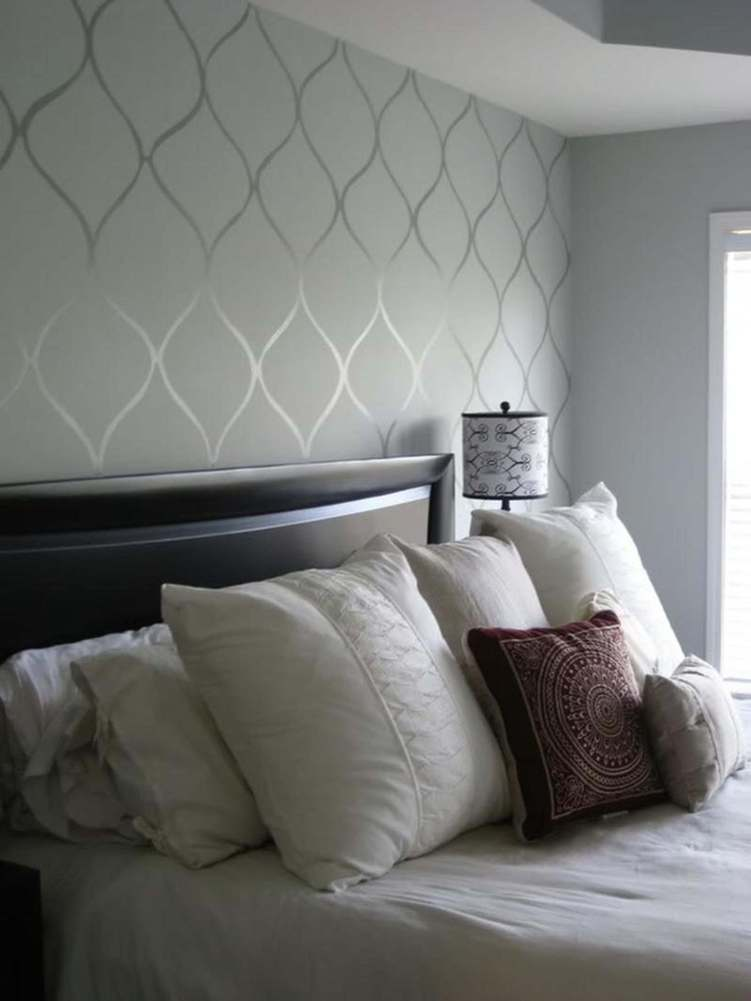 Miraculous interior paint accent wall ideas #accentwallideas #wallpaperideas #wallpaintcolor