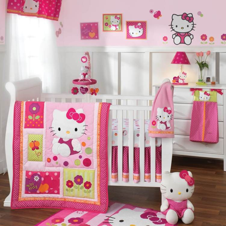 Brilliant baby girl room ideas on a budget #babygirlroomideas #babygirlnurseryideas #babygirlroom