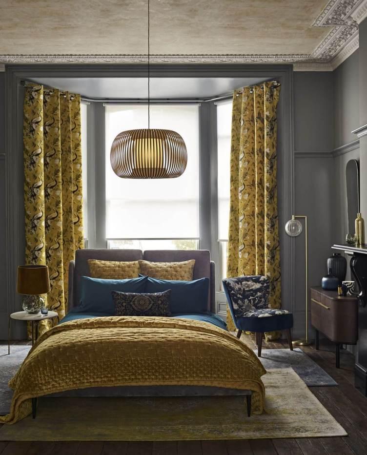 Wonderful diy bedroom curtain ideas #bedroomcurtainideas #bedroomcurtaindrapes #windowtreatment