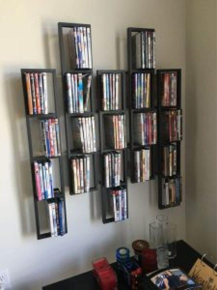 Fabulous cd storage #dvdstorageideas #cddvdstorage #dvdrack