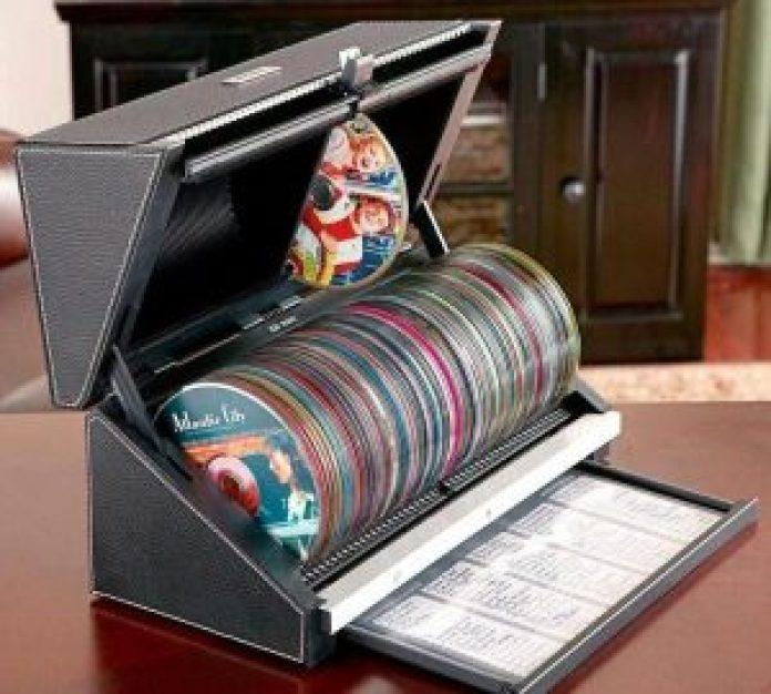 Remarkable music cd storage ideas #dvdstorageideas #cddvdstorage #dvdrack