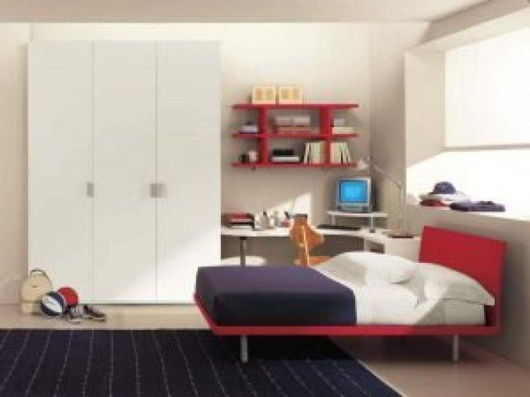 Eye-opening bunk beds for small rooms #kidsbedroomideas #kidsroomideas #littlegirlsbedroom