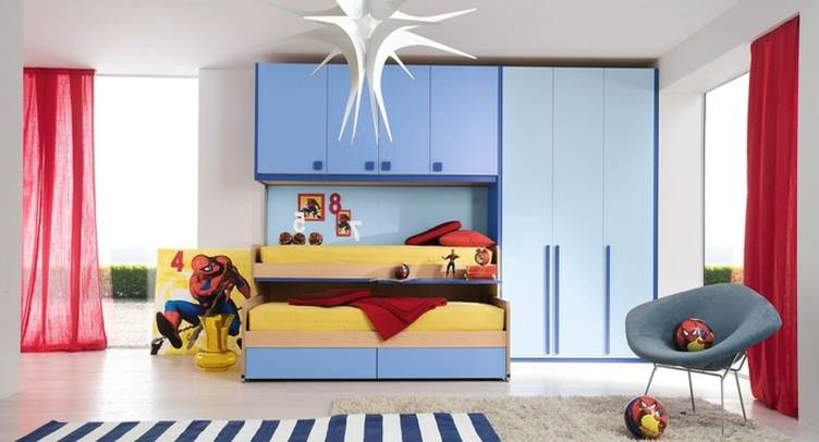 Eye-opening children room #kidsbedroomideas #kidsroomideas #littlegirlsbedroom