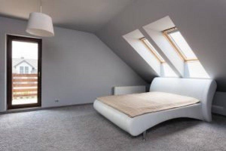 Spectacular finished attic ideas #atticbedroomideas #atticroomideas #loftbedroomideas