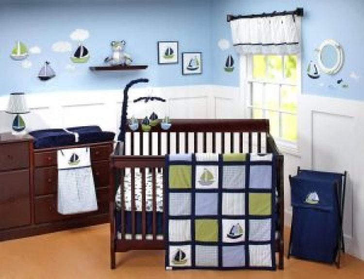 Fantastic newborn baby boy room ideas #babyboyroomideas #boynurseryideas #cutebabyroom