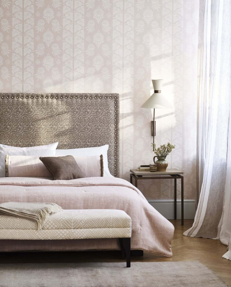 Staggering brown bedroom curtain ideas #bedroomcurtainideas #bedroomcurtaindrapes #windowtreatment