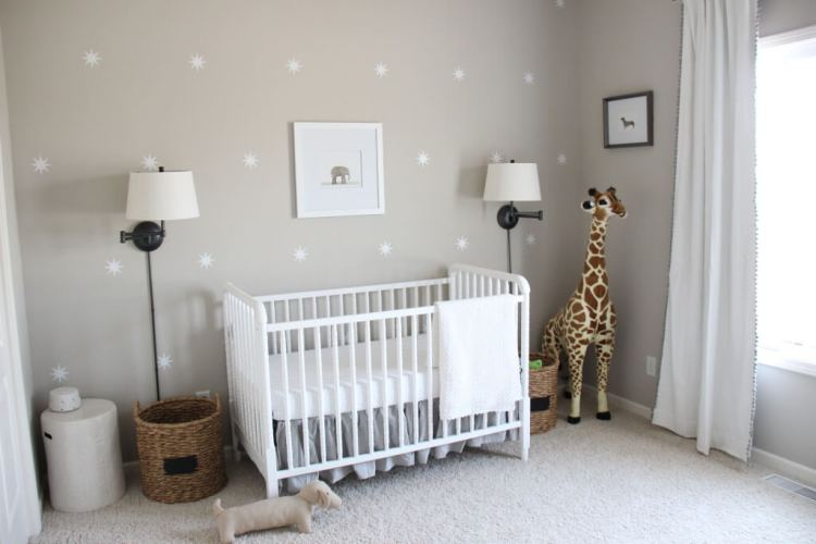 Brilliant navy blue baby boy room ideas #babyboyroomideas #boynurseryideas #cutebabyroom