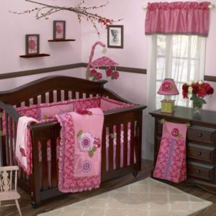 Spectacular baby girl room ideas pink and gold #babygirlroomideas #babygirlnurseryideas #babygirlroom