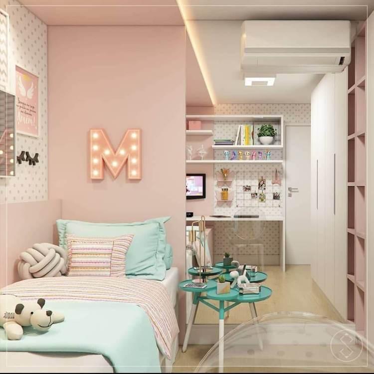 Wonderful teenage girl bedroom ideas tumblr #teenagegirlbedroomideas #teengirlsroom #girlsbedroomideas