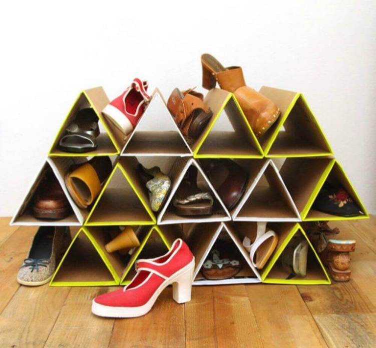 Delight shoe cabinet with doors #shoestorageideas #shoerack #shoeorganizer