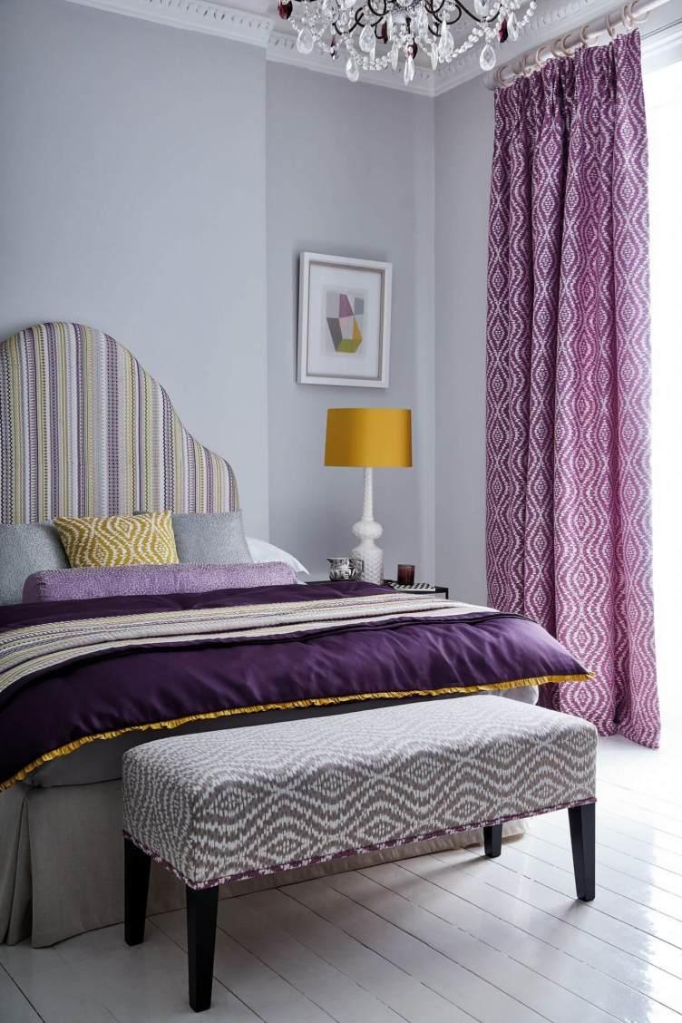Delight bedroom blackout curtain ideas #bedroomcurtainideas #bedroomcurtaindrapes #windowtreatment