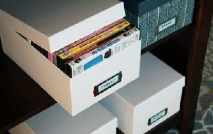 Marvelous dvd cases #dvdstorageideas #cddvdstorage #dvdrack
