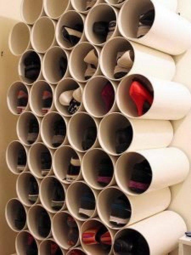 Unforgettable shoe storage #shoestorageideas #shoerack #shoeorganizer
