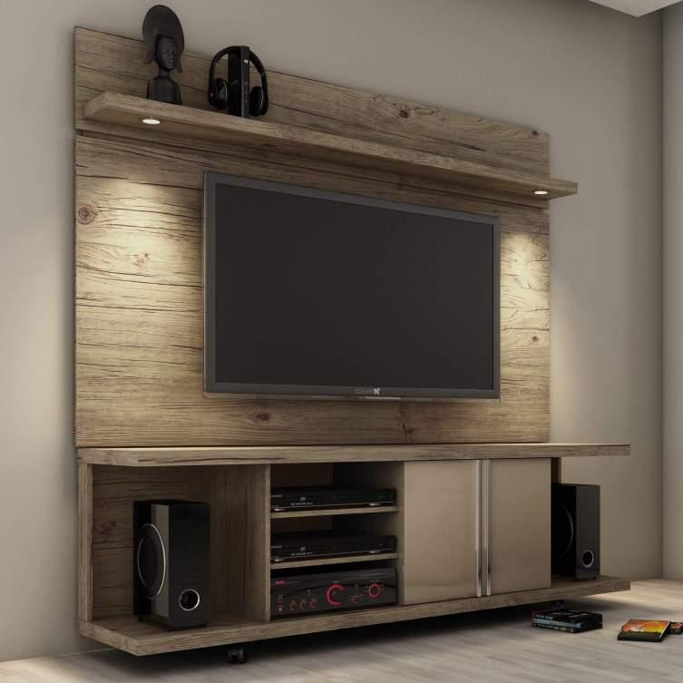 Breathtaking diy tv stand for flat screen #DIYTVStand #TVStandIdeas #WoodenTVStand
