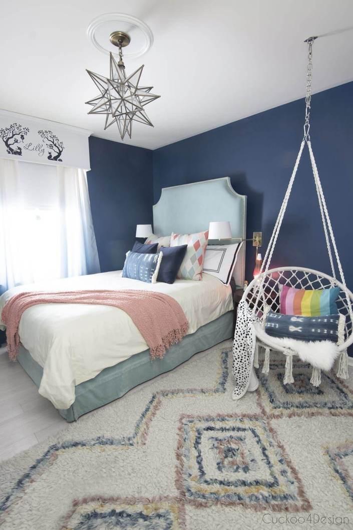 Incredible teenage girl hot pink bedroom ideas #teenagegirlbedroomideas #teengirlsroom #girlsbedroomideas