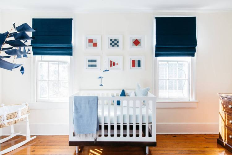 Uplifting vintage baby boy room ideas #babyboyroomideas #boynurseryideas #cutebabyroom