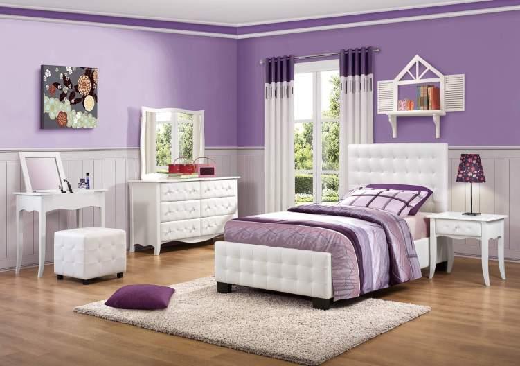 Sensational teenage girl bedroom ideas in blue #teenagegirlbedroomideas #teengirlsroom #girlsbedroomideas