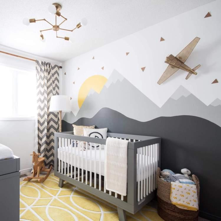 Miraculous baby boy room ideas uk #babyboyroomideas #boynurseryideas #cutebabyroom