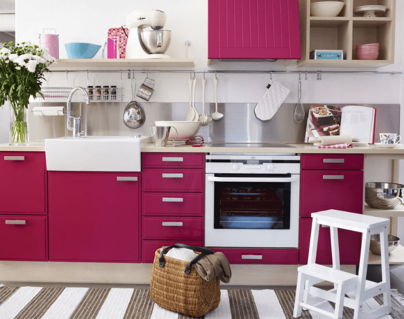17+ Beautiful Kitchen Paint Ideas and Wall Colors