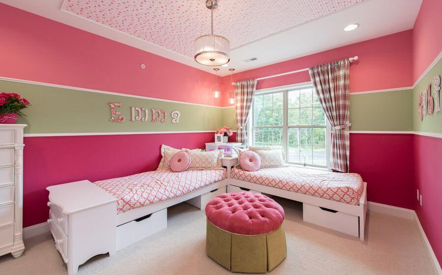 43 Adorable Cute Bedroom Ideas You Will Fall In Love With [Baby, Kids, & Teen]