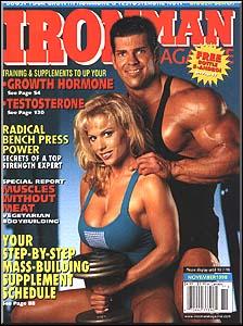Ironman Magazine