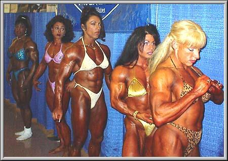 2001 Arnold Classic Weekend