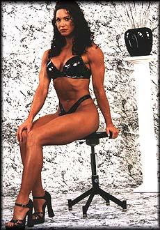 Carol SempleMarzetta IFBB Professional Fitness Competitor