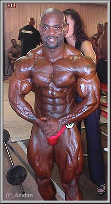 Bodybuilding  Fitness News 2001 NPC USA