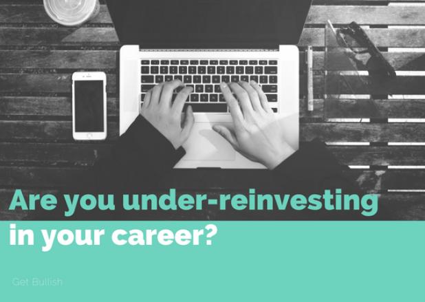 invest, career, feminist, feminism, under-reinvesting, reinvesting, work, q&a, bullish, getbullish