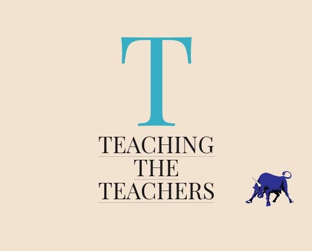 TeachingtheTeachers