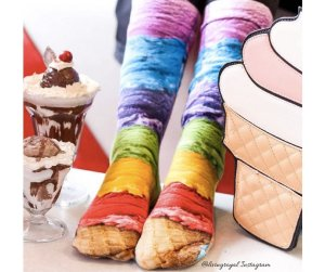 icecream-socks