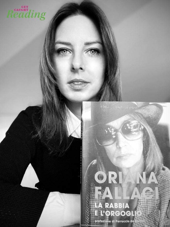 MEP Tovaglieri Reading Oriana Fallaci