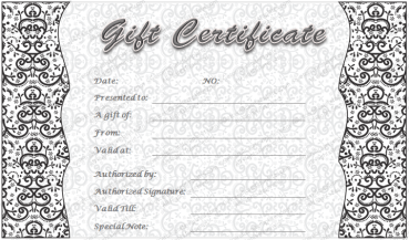 Certificate of Appreciation Template for Amazing Teacher