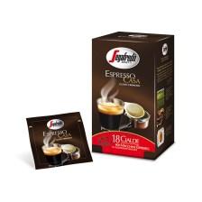 Ταμπλέτες espresso Segafredo Casa Gusto Cremoso - 18 τεμ.