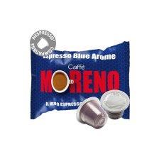 Moreno Espresso Blue Arome συμβατές κάψουλες Nespresso * - 50 τεμ.