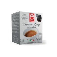 Tiziano Bonini Espresso Lungo συμβατές κάψουλες Dolce Gusto * - 16 τεμ.