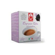 Tiziano Bonini Espresso Seta συμβατές κάψουλες Dolce Gusto * - 16 τεμ.