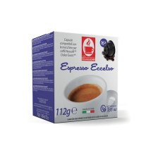 Tiziano Bonini Espresso Eccelso συμβατές κάψουλες Dolce Gusto * – 16 τεμ.
