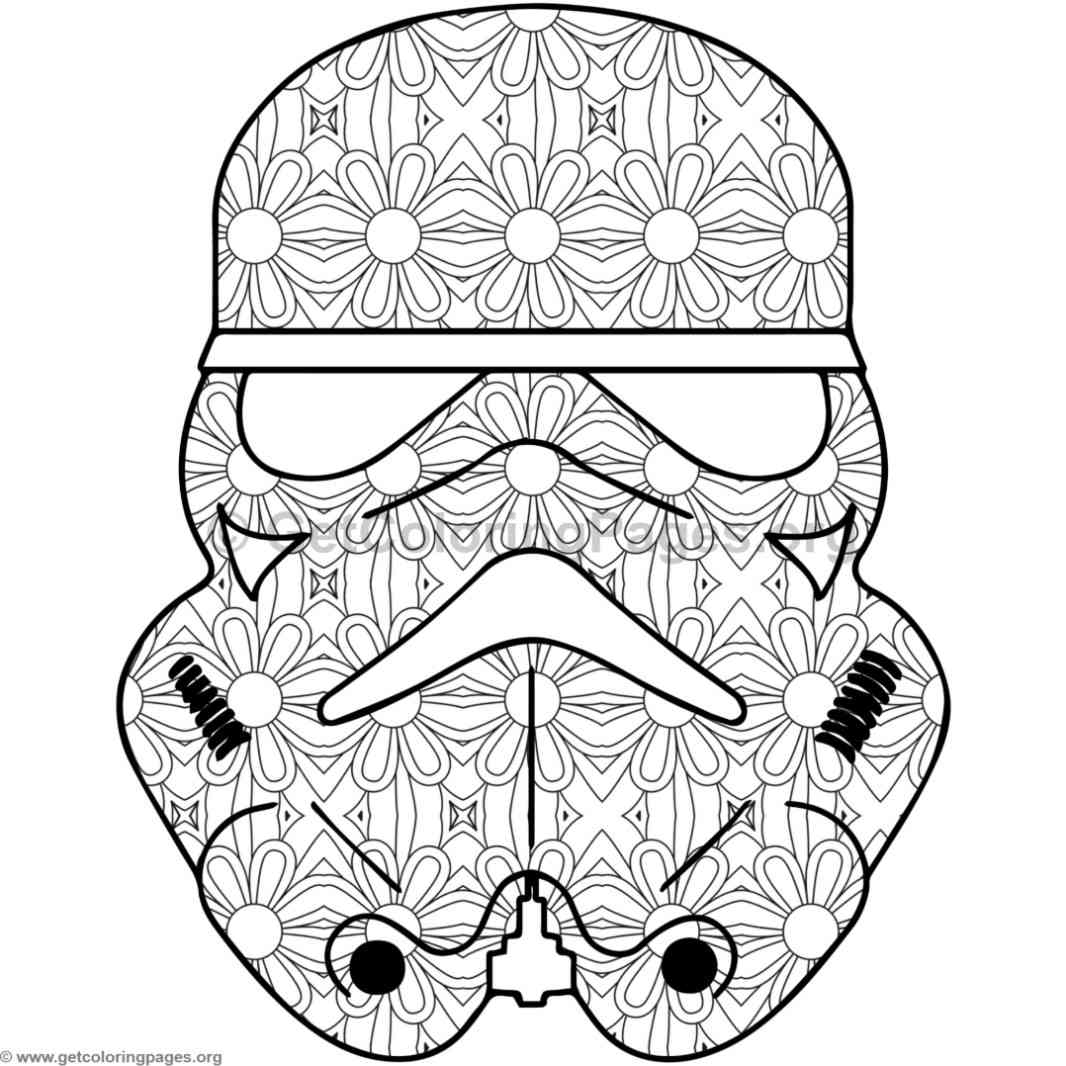 Star Wars Coloring Pages 4 Getcoloringpages